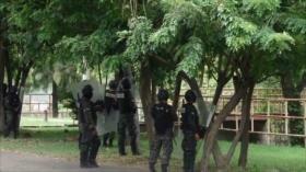 En Honduras continúan las protestas y represión gubernamental