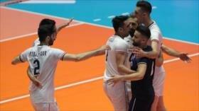 Irán vence 3-1 a Portugal en Liga de Naciones de Voleibol de 2019