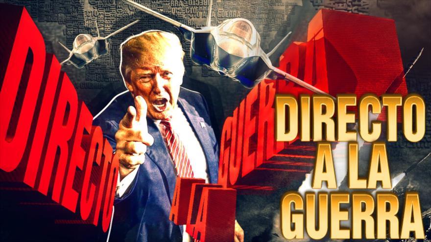 Detrás de la Razón; ALERTA: Trump ordena atacar Irán pero se arrepiente ¿por qué?