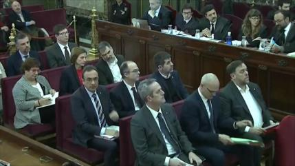 Supremo aprueba trasladar a los acusados del 'procés' a Cataluña