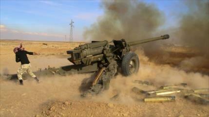 Ejército sirio mata a decenas de terroristas en Hama, Idlib y Alepo