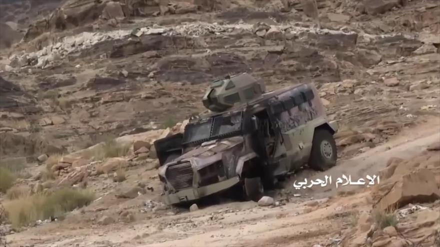Vídeo muestra cómo combatientes yemeníes matan a soldados saudíes | HISPANTV