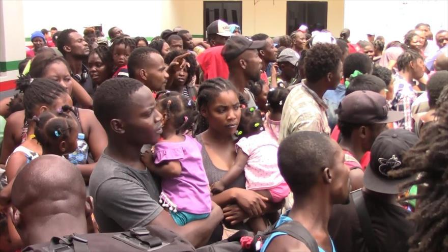 Migrantes se quejan de violaciones a sus DDHH en Chiapas | HISPANTV