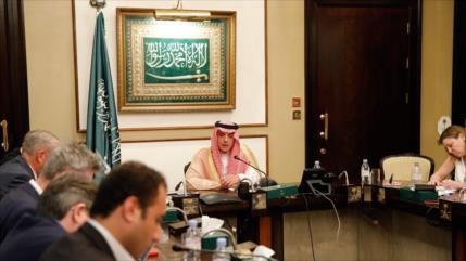 Revelado: Riad hizo lobby con Londres para que atacara a Irán