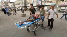 Informe: Guerra saudí contra Yemen deja más de 91 mil muertos