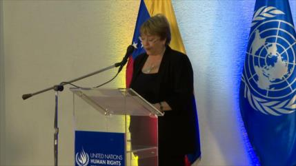 Finaliza visita de alta Comisionada para los DDHH a Venezuela