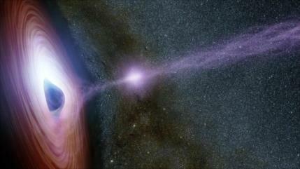 Estudio: Agujeros negros supermasivos podrían haber creado la vida