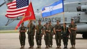 ¿Por qué marines de EEUU se despliegan en América Central?