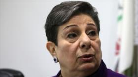 """Palestina rechaza propuestas económicas del """"acuerdo del siglo"""""""
