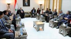 Cuba reitera rechazo a cualquier injerencia extranjera en Siria