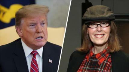 Una periodista estadounidense acusa a Trump de violarla en 1995