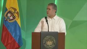 Iván Duque mantiene su poca aceptación entre los colombianos