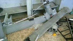 Ejército sirio abate avión no tripulado de terroristas de Al-Nusra