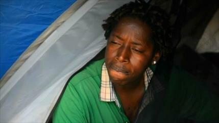 Refugiados africanos son más perjudicados en Samos