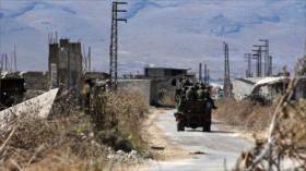 Ejército de Siria repele ofensiva en Hama y mata a 25 terroristas