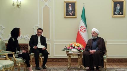 Irán urge a entes intl. responder ante violación de dron de EEUU