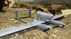 Fuerzas yemeníes derriban un dron espía saudí en suelo saudí