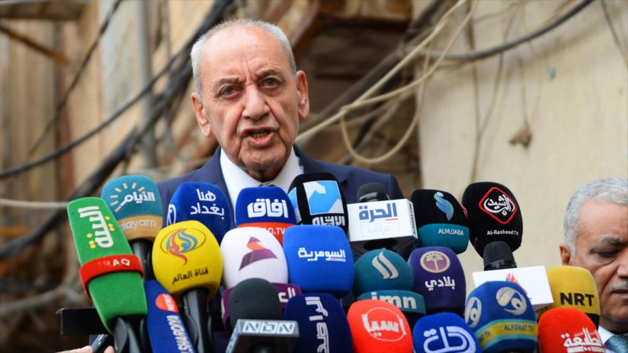 El Líbano rechaza inversiones de EEUU a expensas de causa palestina