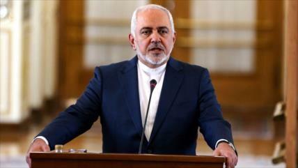 Zarif: 'Equipo B' estaba empujando a Trump a una guerra con Irán