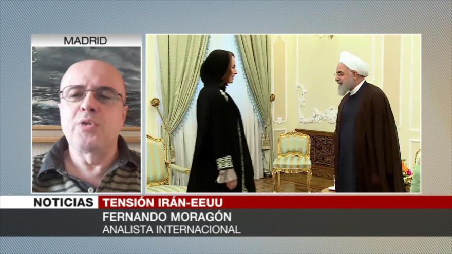 Moragón: Gobierno de Trump, dividido al tratar caso de Irán   HISPANTV