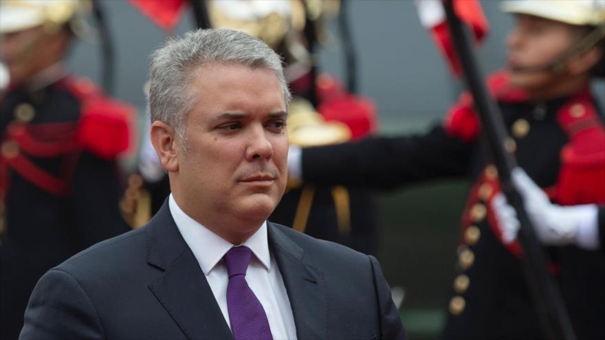 Duque llama a afianzar la ruptura entre el Ejército de Venezuela | HISPANTV