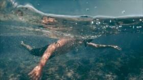 Microbios marinos pueden colonizar piel humana en solo 10 minutos