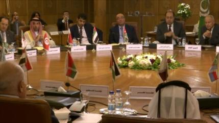 Autoridades palestinas rechazan el plan de paz de EEUU