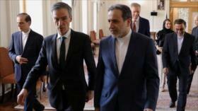 'Decisión iraní de reducir compromisos nucleares es irreversible'