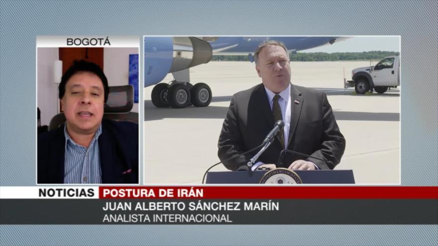 Sánchez Marín: EEUU no conoce a Irán ni su poder regional | HISPANTV