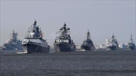 Una flota de buques de guerra de Marina rusa visitará La Habana