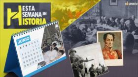 Esta Semana en la Historia: Junio 24-30