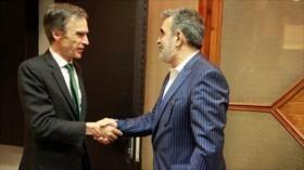 Irán: Ya ha pasado el tiempo de la 'diplomacia de las cañoneras'