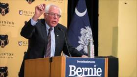 Sanders: Arabia Saudí tiene que sentarse a dialogar con Irán