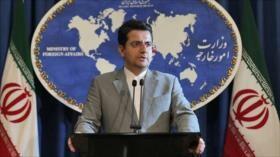Irán reducirá más compromisos con JCPOA si la UE no frena a EEUU