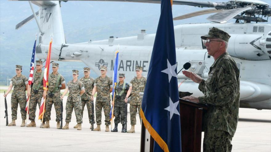 Comando Sur de EEUU habla de cooperar con Ejército de Venezuela | HISPANTV