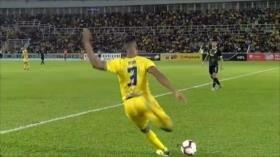 Vídeo: Futbolista francés marca gol olímpico desde su propio campo