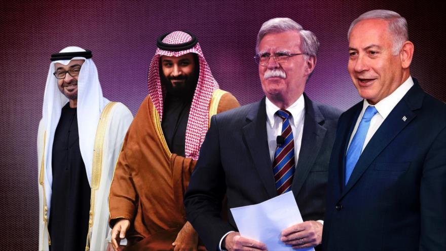Los integrantes del 'Equipo B' que quieren una guerra con Irán | HISPANTV