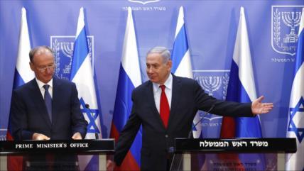 'Titular ruso no se rinde ante postura antiraní de Netanyahu'