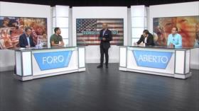 Foro Abierto: Estados Unidos; Trump busca reelección antiinmigrante