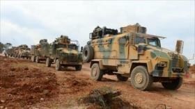 Vídeo: Turquía envía lanzadoras de misilesa Hama en Siria