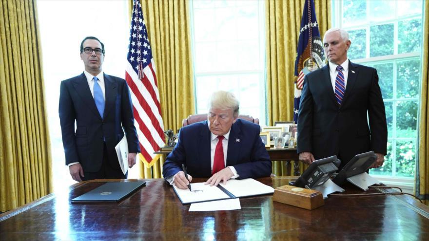EEUU impone sanciones financieras a altos cargos iraníes