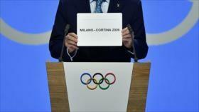 Italia albergará los Juegos Olímpicos de Invierno de 2026