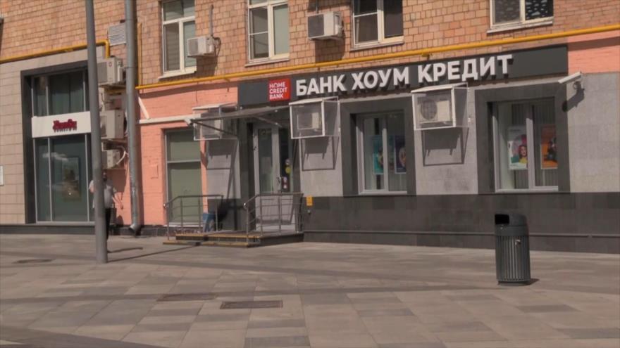 Se filtra en Rusia un millón de datos de clientes bancarios