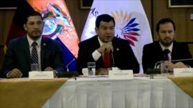 Lucha contra la corrupción no tiene credibilidad en Ecuador