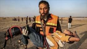 ONU denuncia que niños palestinos son víctimas de abusos israelíes