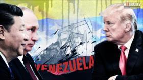 Entrega controlada, Acuerdos de Oslo, Venezuela y Bachelet