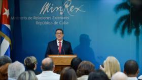 Cuba se solidariza con Irán por medidas agresivas de EEUU