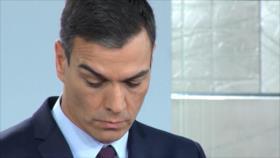 Pedro Sánchez irá a la investidura en España, aun sin apoyos
