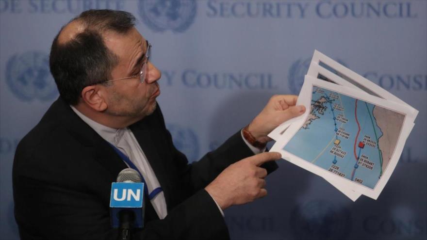 Irán responderá a cualquier ataque de EEUU por el dron abatido | HISPANTV