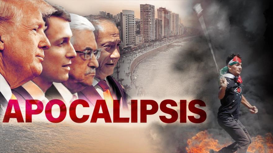 Detrás de la Razón: Profecía del Apocalipsis secuestra EEUU, Trump y su plan de Paz